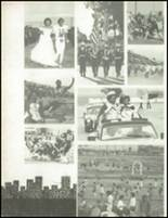 1981 Los Angeles High School Yearbook Page 52 & 53