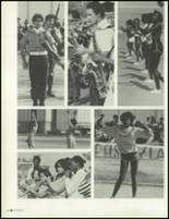 1981 Los Angeles High School Yearbook Page 72 & 73