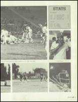 1981 Los Angeles High School Yearbook Page 76 & 77