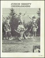 1981 Los Angeles High School Yearbook Page 82 & 83