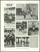 1981 Los Angeles High School Yearbook Page 90 & 91