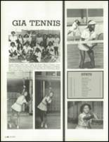 1981 Los Angeles High School Yearbook Page 92 & 93