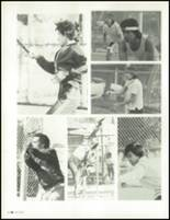 1981 Los Angeles High School Yearbook Page 96 & 97