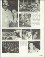 1981 Los Angeles High School Yearbook Page 100 & 101