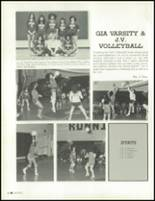 1981 Los Angeles High School Yearbook Page 102 & 103