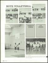 1981 Los Angeles High School Yearbook Page 104 & 105