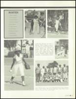 1981 Los Angeles High School Yearbook Page 106 & 107