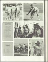 1981 Los Angeles High School Yearbook Page 108 & 109