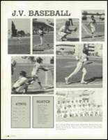 1981 Los Angeles High School Yearbook Page 110 & 111
