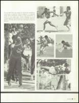 1981 Los Angeles High School Yearbook Page 112 & 113