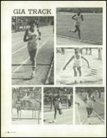1981 Los Angeles High School Yearbook Page 114 & 115