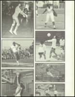 1981 Los Angeles High School Yearbook Page 122 & 123