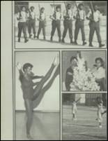 1981 Los Angeles High School Yearbook Page 124 & 125
