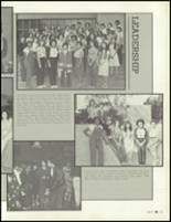 1981 Los Angeles High School Yearbook Page 126 & 127