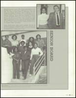 1981 Los Angeles High School Yearbook Page 128 & 129