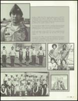 1981 Los Angeles High School Yearbook Page 132 & 133