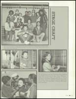 1981 Los Angeles High School Yearbook Page 136 & 137