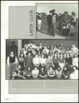 1981 Los Angeles High School Yearbook Page 140 & 141