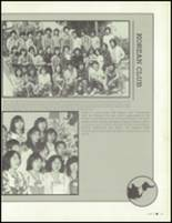 1981 Los Angeles High School Yearbook Page 142 & 143