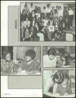 1981 Los Angeles High School Yearbook Page 144 & 145