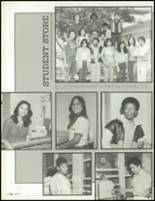 1981 Los Angeles High School Yearbook Page 148 & 149