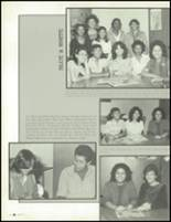 1981 Los Angeles High School Yearbook Page 150 & 151