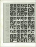 1981 Los Angeles High School Yearbook Page 164 & 165