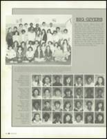 1981 Los Angeles High School Yearbook Page 166 & 167