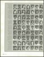 1981 Los Angeles High School Yearbook Page 168 & 169