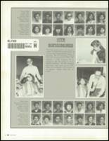 1981 Los Angeles High School Yearbook Page 170 & 171