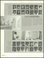 1981 Los Angeles High School Yearbook Page 174 & 175