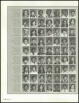 1981 Los Angeles High School Yearbook Page 176 & 177
