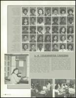 1981 Los Angeles High School Yearbook Page 180 & 181