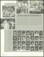 1981 Los Angeles High School Yearbook Page 182 & 183