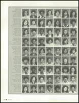 1981 Los Angeles High School Yearbook Page 184 & 185