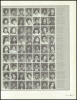 1981 Los Angeles High School Yearbook Page 186 & 187