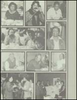 1981 Los Angeles High School Yearbook Page 192 & 193