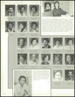 1981 Los Angeles High School Yearbook Page 198 & 199