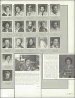 1981 Los Angeles High School Yearbook Page 202 & 203