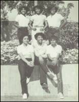 1981 Los Angeles High School Yearbook Page 208 & 209