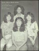 1981 Los Angeles High School Yearbook Page 210 & 211