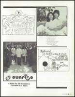 1981 Los Angeles High School Yearbook Page 224 & 225