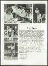 1979 Brownfield High School Yearbook Page 20 & 21
