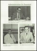 1979 Brownfield High School Yearbook Page 22 & 23