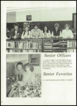 1979 Brownfield High School Yearbook Page 50 & 51