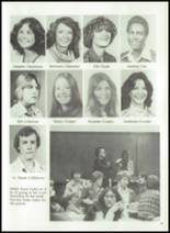 1979 Brownfield High School Yearbook Page 52 & 53