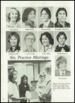 1979 Brownfield High School Yearbook Page 54 & 55