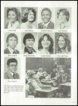1979 Brownfield High School Yearbook Page 56 & 57