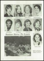 1979 Brownfield High School Yearbook Page 58 & 59