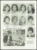 1979 Brownfield High School Yearbook Page 60 & 61